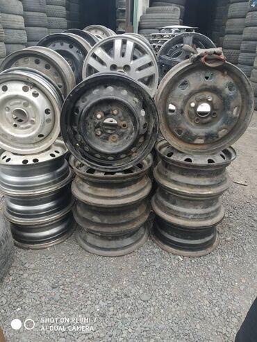 titanovі diski bu в Кыргызстан: Jeleznye Diski na fit tolko 4 par 14 rzmer bolwe netu variantov toje