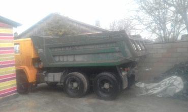 Самосвал По городу | Вывоз строй мусора, Доставка щебня, угля, песка, чернозема, отсев