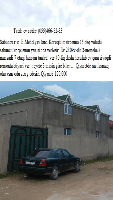 Bakı şəhərində  sabuncu r.. N  e. Mehdiyev kuc. Koroqlu metrosuna 15 deq yoludu sabun