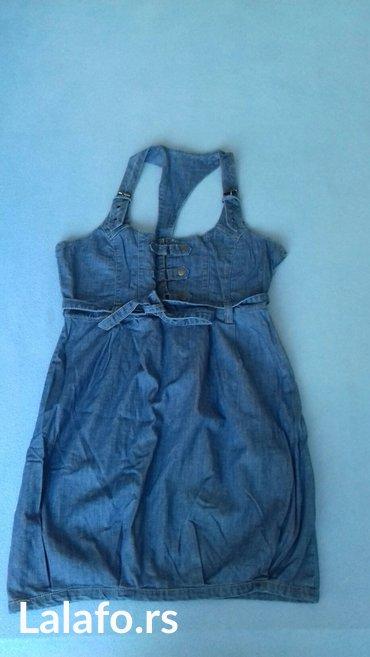 Tekses haljina za trudnice,kao nova. Velicina L - Smederevo
