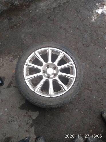 шина 18 в Кыргызстан: Продаю комплект дисков. R.18