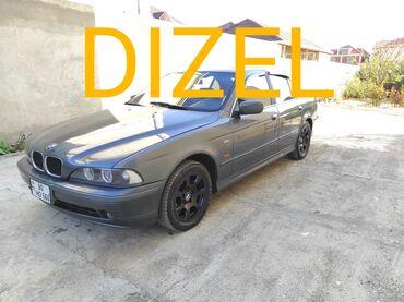 bmw 5 серия 525i 5mt - Azərbaycan: BMW 525 2.5 l. 1999 | 479300 km