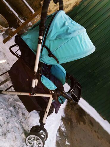 люминарк детская посуда в Кыргызстан: Продам маневриную, детскую коляску capella В хорошем состоянии