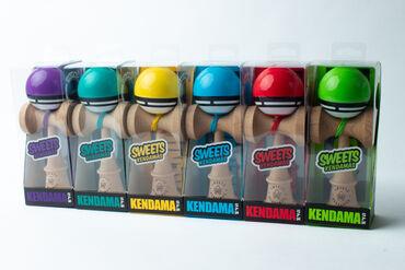 Продаём профессиональные Кендамы американского бренда Sweets Kendamas