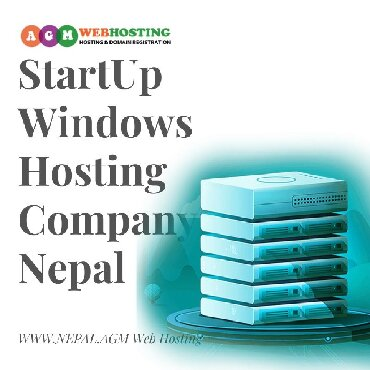 In Window hosting, windows server is used as an operating system. AGM in Kathmandu