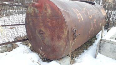 Цистерну 5 куб - Кыргызстан: Продаю цистерну. 6 тонн