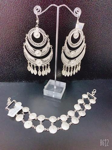 Серьги - Кыргызстан: Новая серебреная коллекция Филигрань   Самый лучший подарок для ваших
