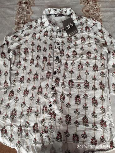 женские осенние туфли в Кыргызстан: Женская рубашка, размер L  Женская одежда из Турции Ткань хлопок