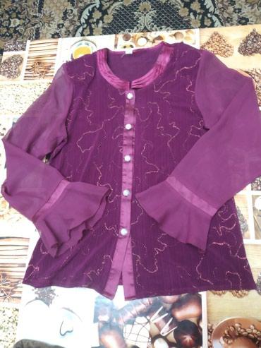 Нарядная Блузка 50 размер в Сокулук