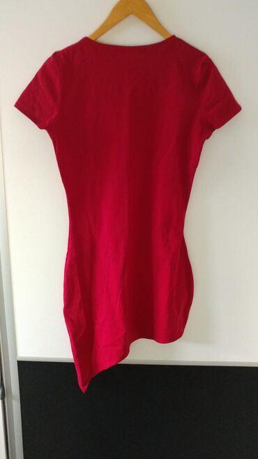 Haljina-crvena-ic - Srbija: Crvena kratka haljina