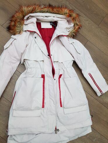 Продаю зимнюю куртку, размер S