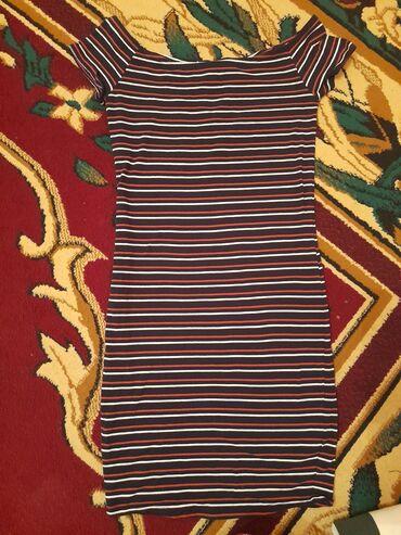 Личные вещи - Чон-Таш: Полосатая облегающее платье)Покупала в TERRANOVA за 890 Одевла один