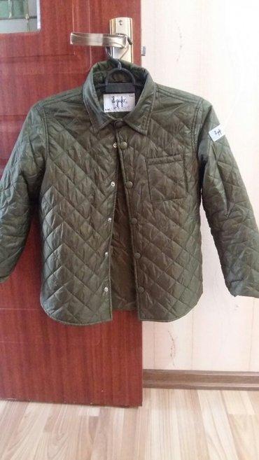 куртка ветровка на 8 лет в Бишкек