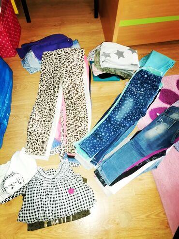 Paket odeće - Krusevac: Sve za devojcice od rodjena do 7-me godine. Za sve informacije i slike