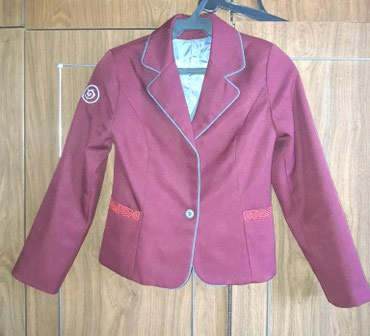 Школьн. костюм. 36р. Пиджак ,юбка и в Бишкек