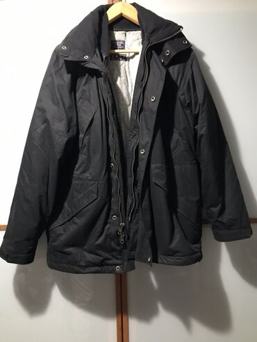 NOVA ABERCROMBIE AND FITCH muška jakna, 80% pamuk, 20% poliester
