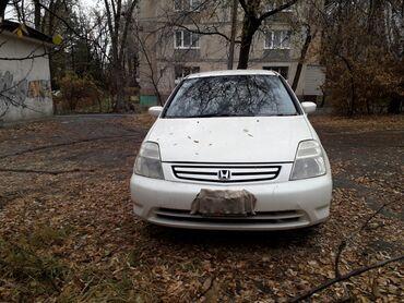 стрим хонда в Кыргызстан: Honda Stream 1.7 л. 2001 | 252 км