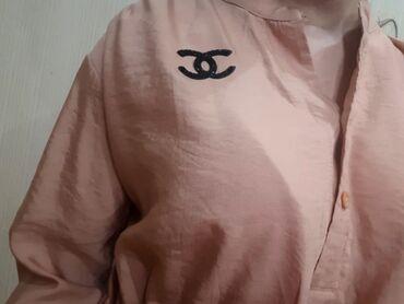atlasdan uzun qadın əlcəkləri - Azərbaycan: Удлиненная блузка. Кораллового цвета Новая! Этикетка на месте
