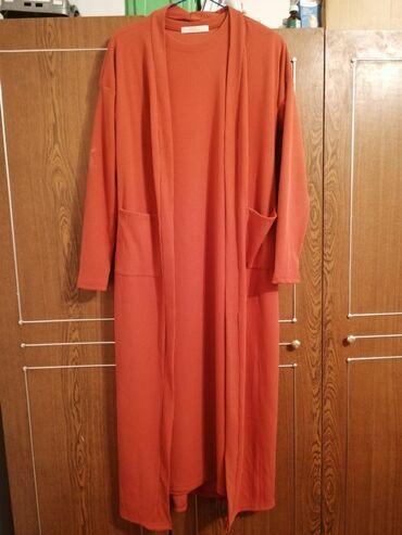 Продаю совсем новую двойку платье с накидкой размер 44 46