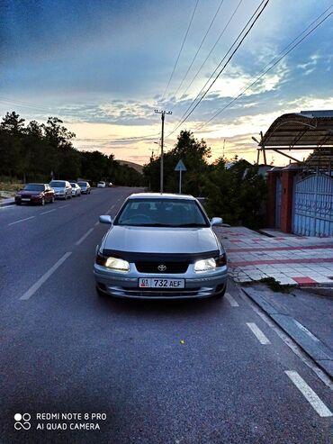 Toyota Camry 2.2 л. 1997 | 231000 км