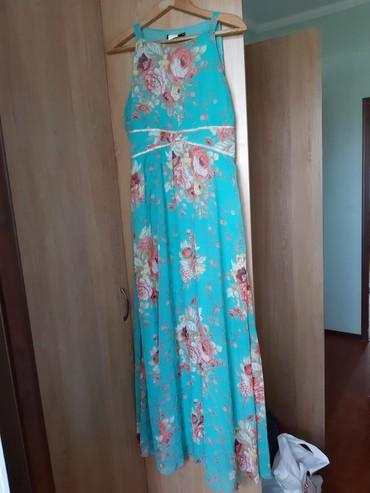 шифона в Кыргызстан: Платье 44р. шифон. цена 1000с