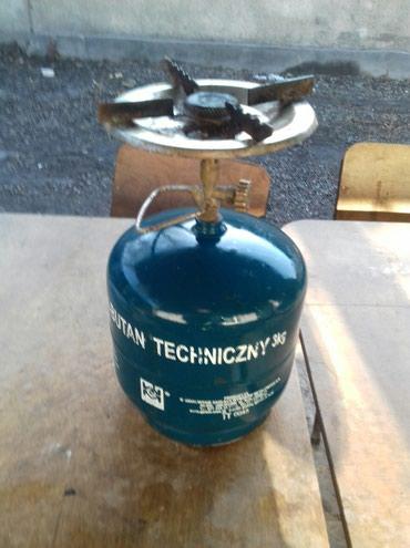 Газовый балон 5 литр на 3кг газа . польский , полный в Бишкек