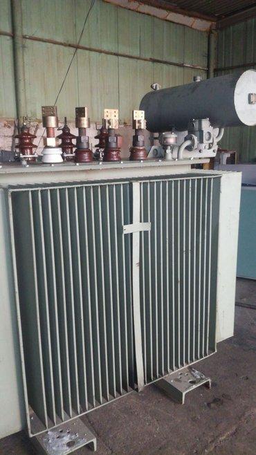 Продаю Трансформатор 1600кВт 10/04 новый в Бишкек