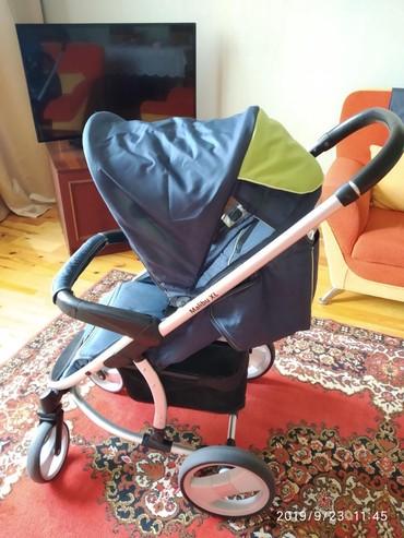 прогулочные коляски для двойни и тройни в Азербайджан: Продается детская коляска Hauck в идеальном состоянии привезён из