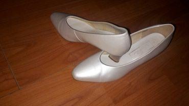 Veoma lepe bele cipele . - Cuprija