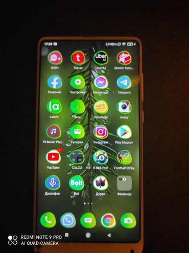 ticari daşınmaz əmlak satıram - Azərbaycan: İşlənmiş Xiaomi Mi Mix 2S 64 GB ağ