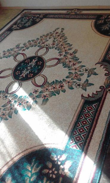 Ковер Бельгия в отл.состоянии  размер 3,5*2,5 чистая в Бишкек