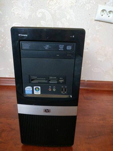 Системный блок HP, белая сборка, в Кок-Ой