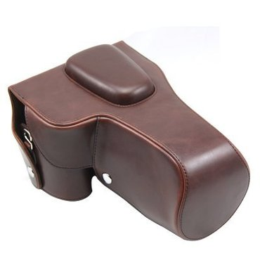 Leather Camera Case for Sony A7/A7R/A7S в Sumqayıt