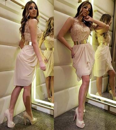 Nova elegantna haljina, br 40 sa etiketom - Belgrade