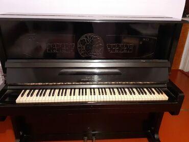 43 elan | İDMAN VƏ HOBBI: Pianino.sadece biraz kokden dusub.baha alinib .real aliciya endirim