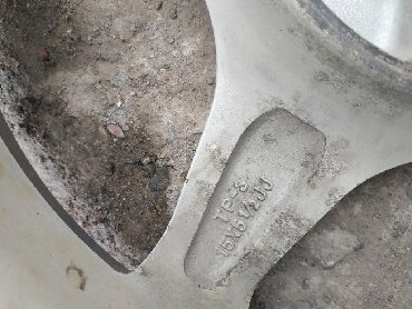 titanovі diski bu в Кыргызстан: Диски титан фит Хонда honda fit diski 15 цена 10000с
