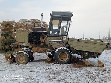 постельное белье blumarine цена в Кыргызстан: Продается ЕШКА 302 состояние отличное установлен Шумахера трактор без