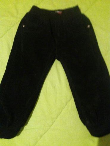 Decije somotske pantalone 2-3 puta obucene nigde ostecenja i tragova - Vrnjacka Banja