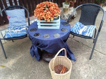 Gajbica od drveta za dekoraciju,boja jajeta od guske,preslatkooo,vidi - Sombor