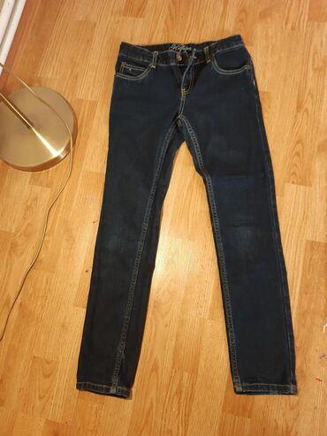 Pantalone farmerice br - Srbija: Dužina farmerica: 90cmStruk: 68cm (ima guma za regulisanje) Kao nove