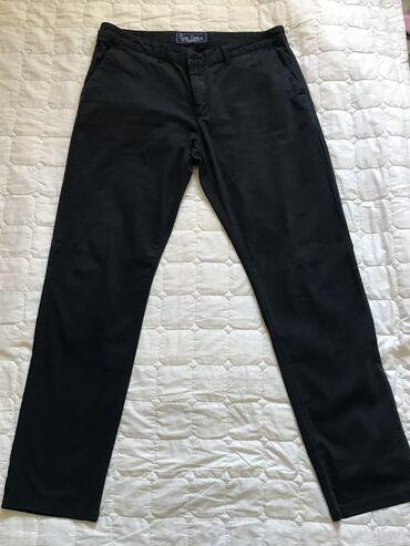 Мужские брюки, плотная ткань, Турция, в отличном состоянии