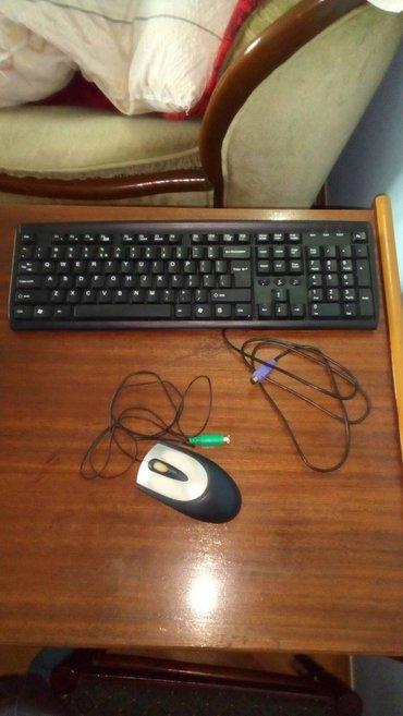 Tastatura + miš za pc - Bor