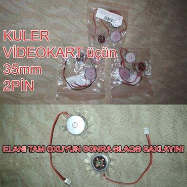 Bakı şəhərində Kuler 35mm