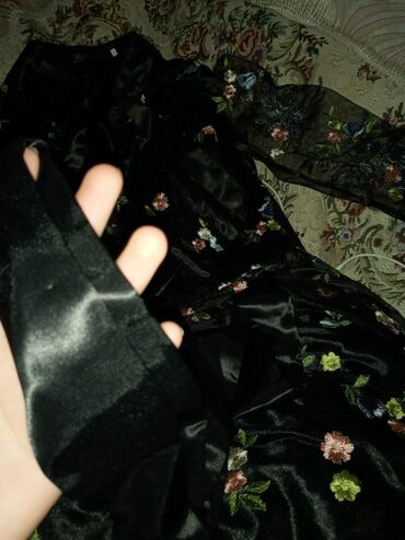 вечернее длинное платье черного цвета в Кыргызстан: Шикарное Вечерное Платье в чёрном цвете Не только на вечер но и можно