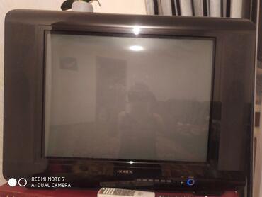 Телевизор большой и работает отлично, всего