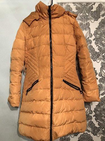 Куртка зимняя один сезон только носила  Состояние хорошее размер 44