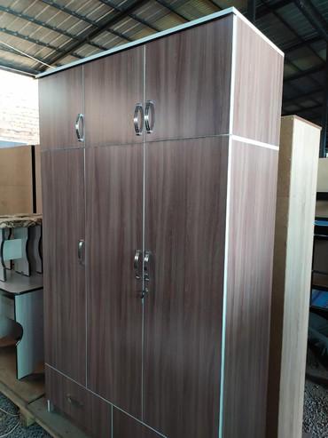 шкаф-3 в Кыргызстан: Шкафы новые 3 дверные