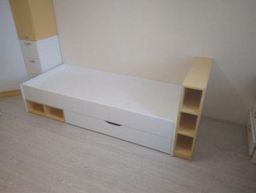 Гарнитуры в Кок-Ой: Кровать + письменный стол +Шкаф +комод