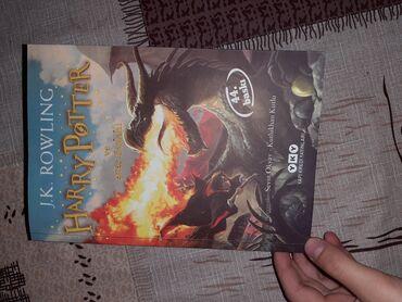 Harry Potter Ve Ateş Kadehi Kitap.Təzədir. Səhifəsində Cırıq və ya