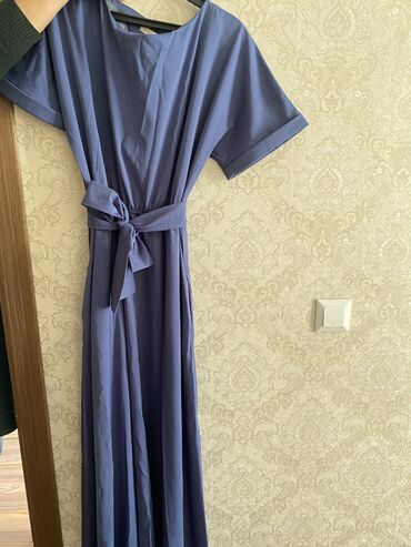 платье женское летнее в Кыргызстан: Женское новое летнее платье на каждый день